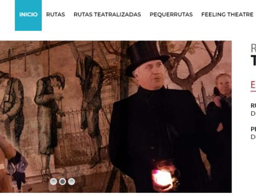 Diseño Web empresa Actividades culturales en Valencia
